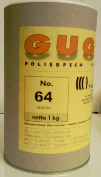 Gugolz Pitch #64 - 1 KG Unit