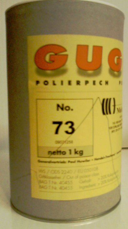 Gugolz Pitch #73 - 1 KG Unit
